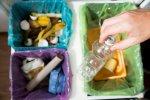 recykling trzy kubły