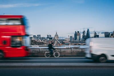 Active Travel England Kodeks Drogowy Wielka Brytania