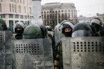 Białoruś aresztowania