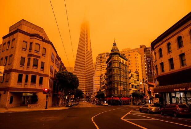 Kalifornia smog