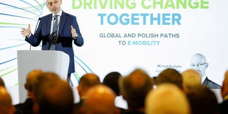minister klimatu i środowiska
