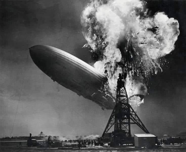 Do katastrofy Hindenburga doszło w 1937 roku. Zginęło w niej 35 osób. Zakończyła epokę transportu lotniczego opartego o wodór. Teraz Airbus chce przygotować samolot na wodór.