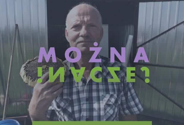 apolinary żuchowicz krakowska farma miejska rolnik fot zygfryd turchan