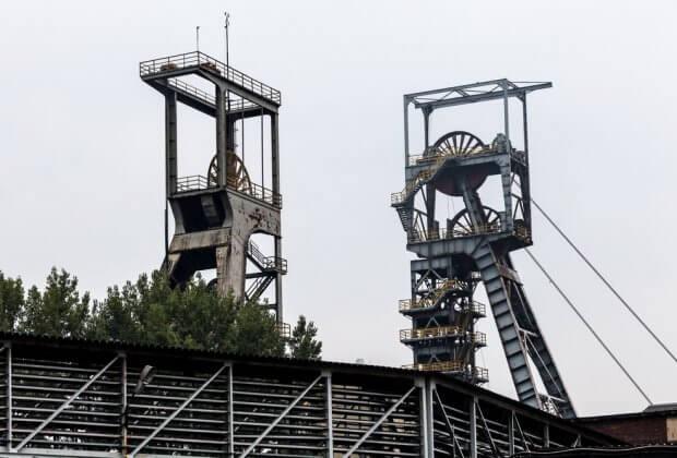 Śląsk kopalnia