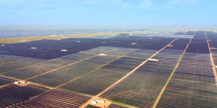 chiny elektrownia słoneczna