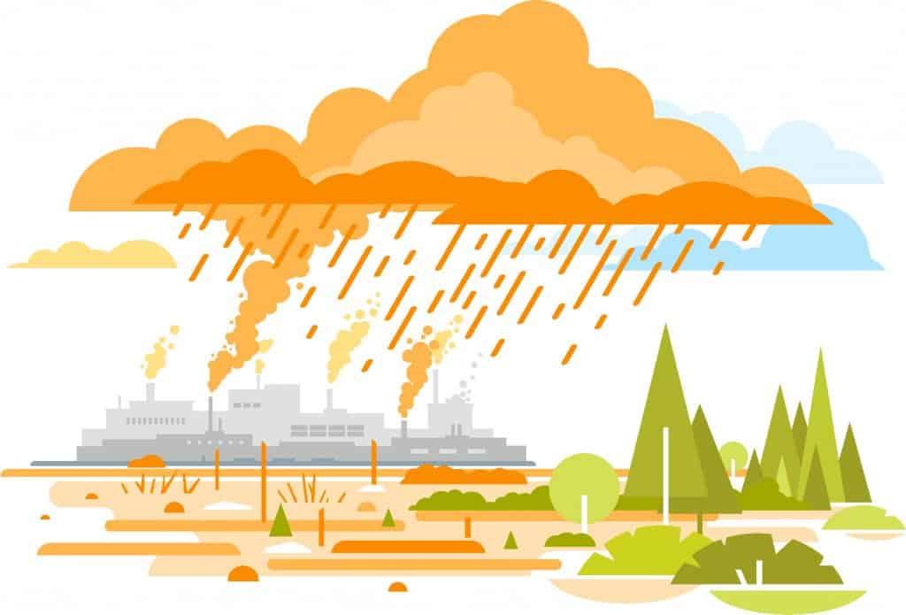 Historia handlu emisjami zaczęła się, kiedy Amerykanie zdecydowali się zastosować nowe metody w walce z kwaśnymi deszczami.