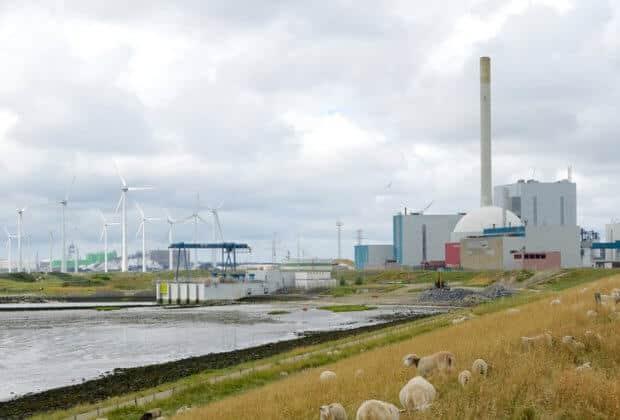 elektrownia atomowa holandia