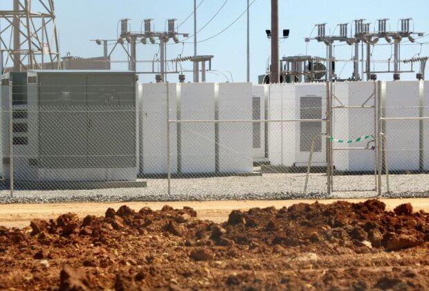 Australia magazyn energii