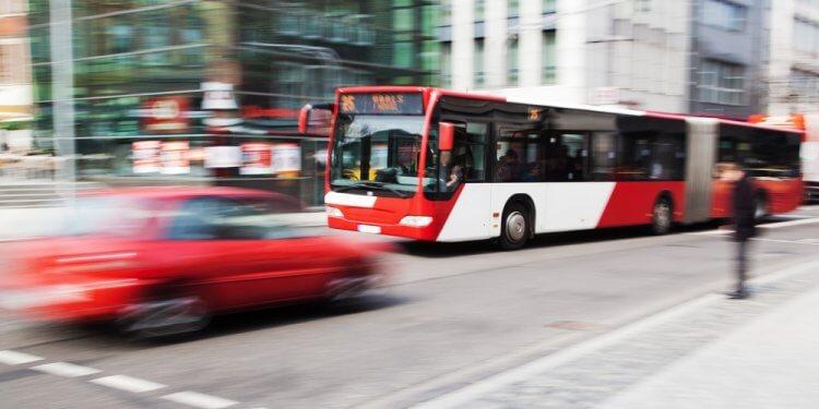 Transport publiczny pandemia