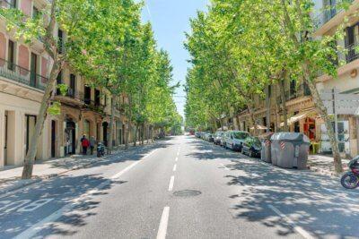 Barcelona Prędkość dopuszczalna