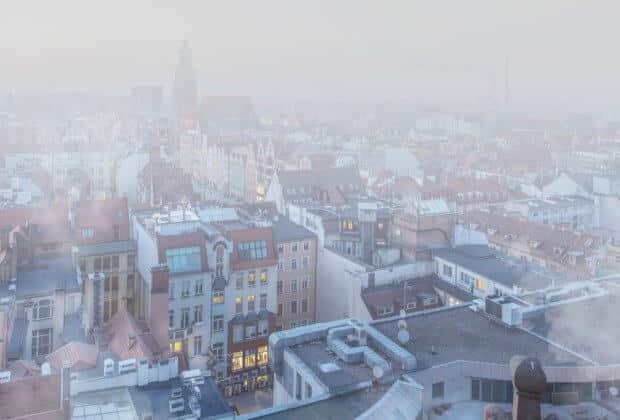 dolny slask smog