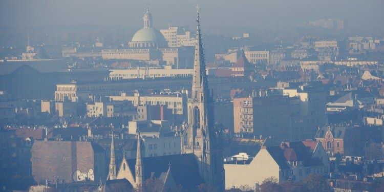 smog katowice
