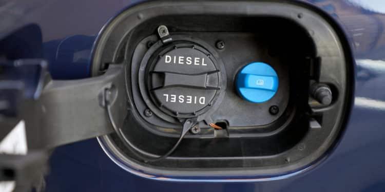 diesel strefa czystego transportu
