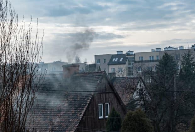 Pszczyna Nowy Targ smog