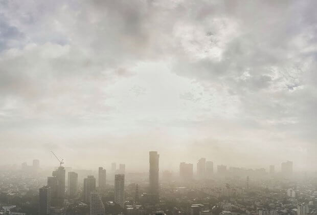 smog skraca życie