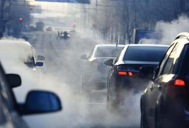 śmierć smog