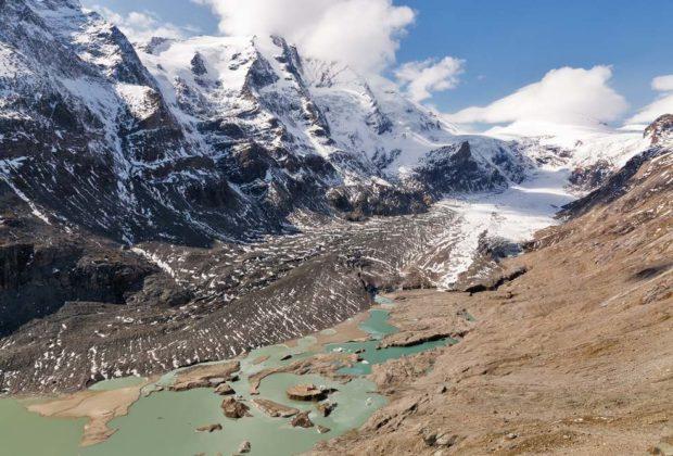Alpejskie lodowce
