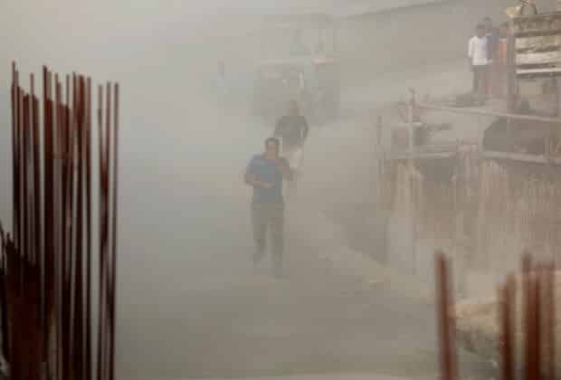 Bangladesz smog