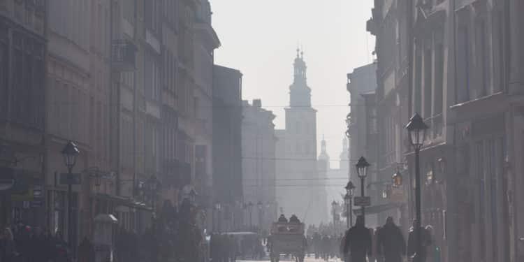 Kraków Smog Uchwała Antysmogowa