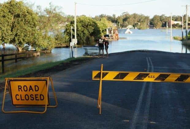 Powódź Australia