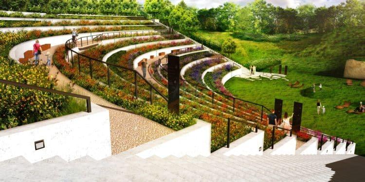 Poznań ogród