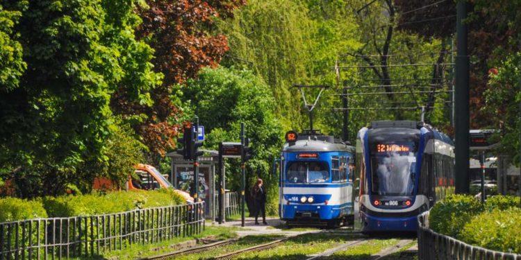 Tramwaje Kraków