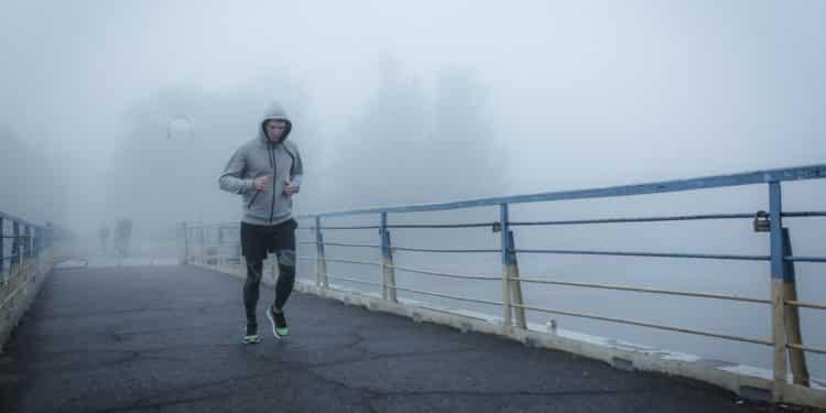 Zanieczyszczone powietrze a uprawianie sportu