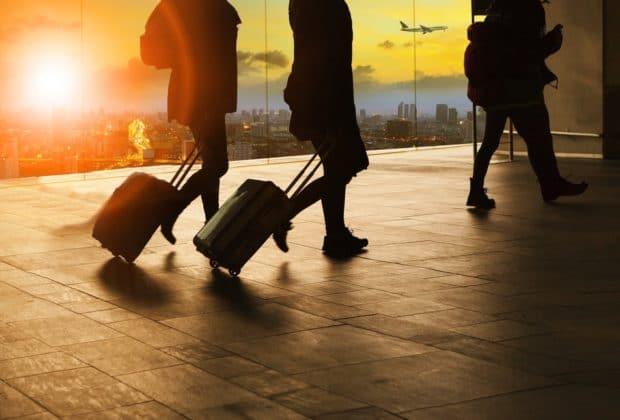 Lotnisko bagaże
