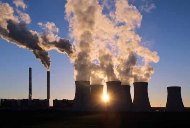 Dym elektrownia
