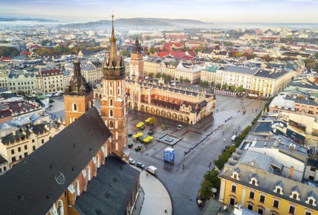 Kraków Stare Miasto