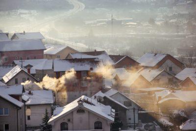 smog zima