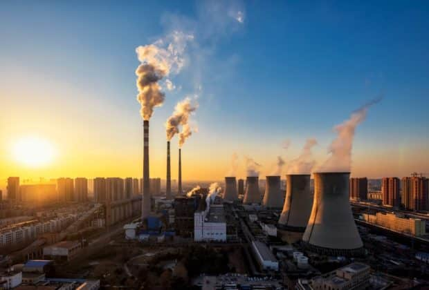 Elektrownie Chiny