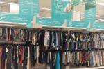 ubrania używane hipermarket