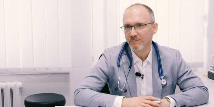 lekarz piotr dąbrowiecki