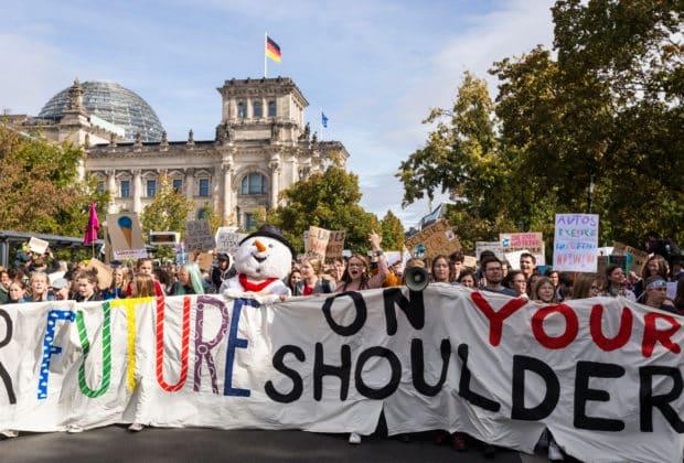 Protest Berlin