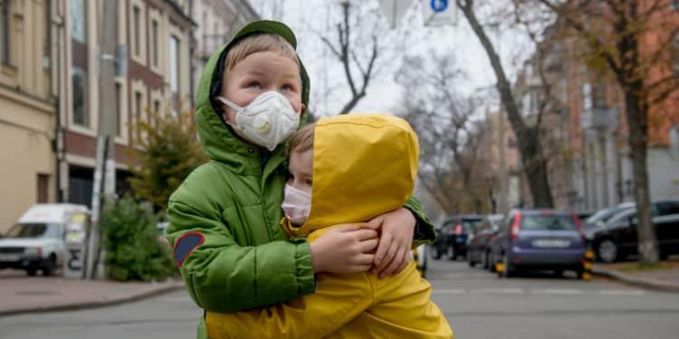 smog dzieci