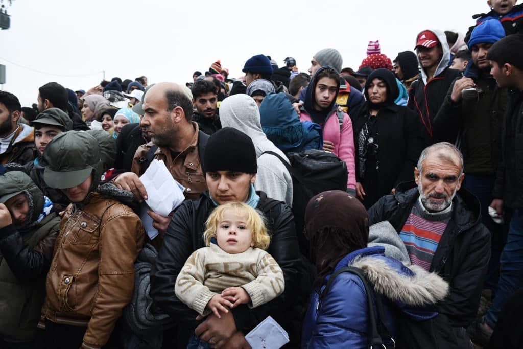 Zagrożenia dla ludzkości migracja