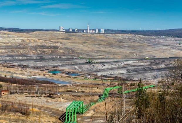 kopalnia odkrywkowa
