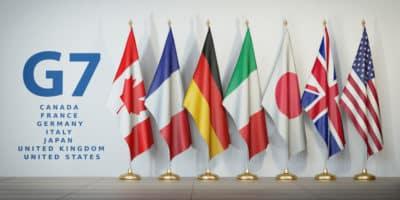 g7 flagi