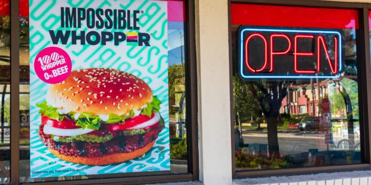 whopper burger king vegan hamburger