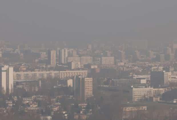 smog kraków