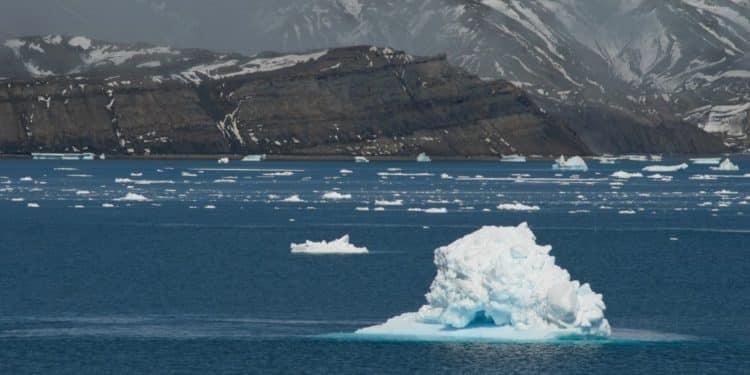 Podnoszący się poziom mórz
