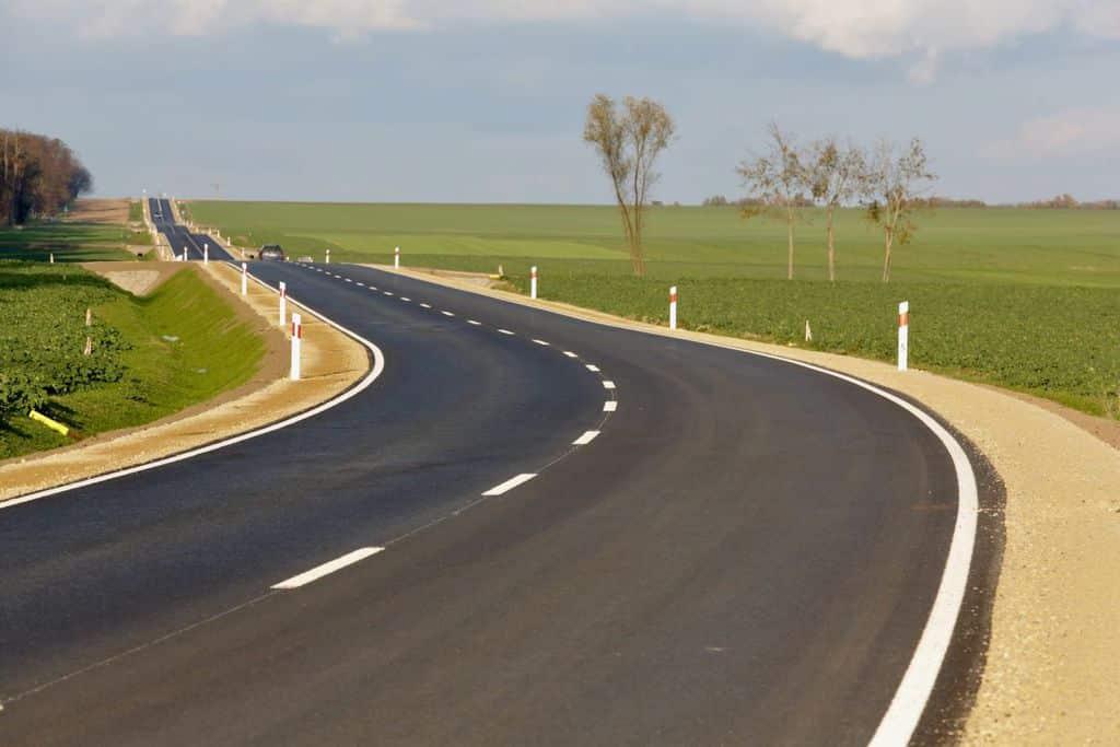 Droga wojewódzka 414 po remoncie. Źródło: Zarząd Dróg Wojewódzkich w Opolu.