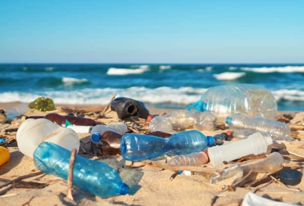 plastik śmieci