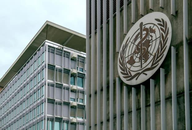 Siedziba Światowej Organizacji Zdrowia WHO w Genewie
