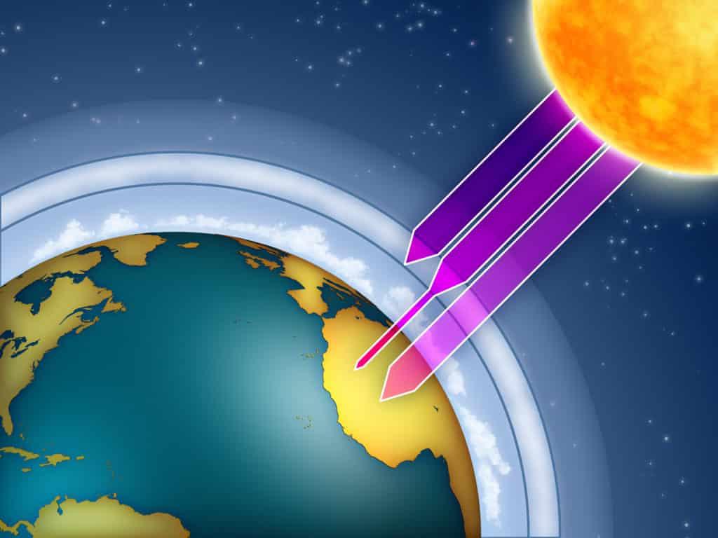 Dziura Ozonowa. Co to jest dziura ozonowa. Ozon.