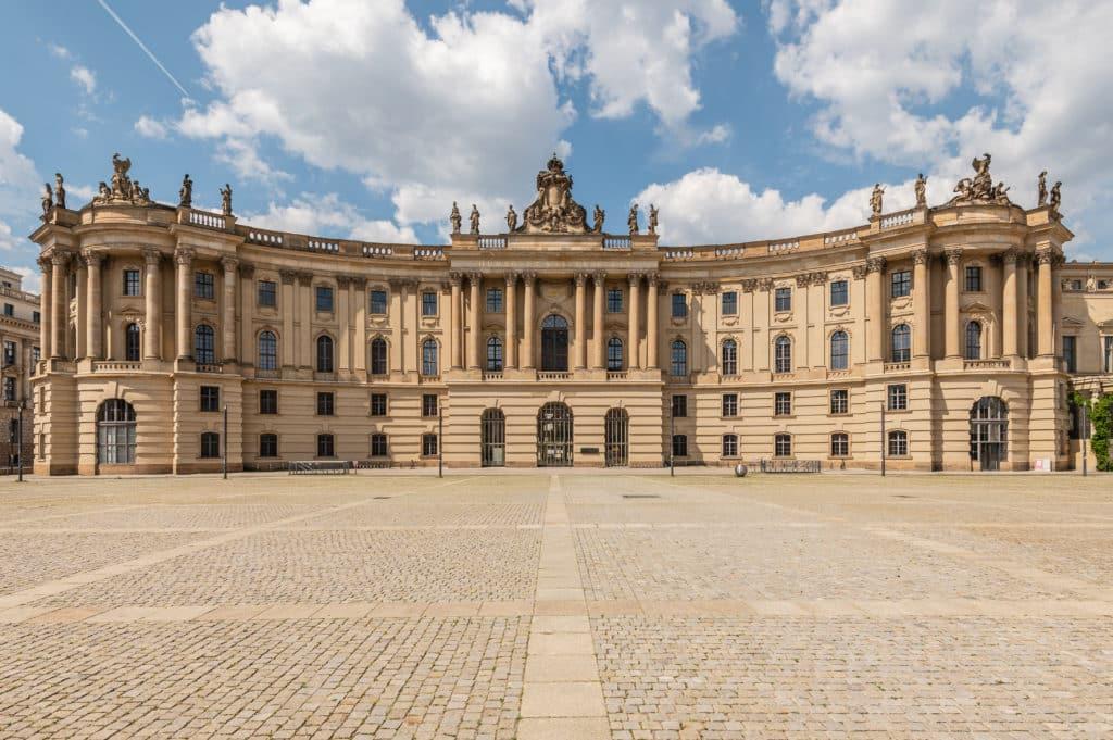 Uniwersytet Humboldta w Berlinie. Fot. bildobjektiv / Shutterstock.com.