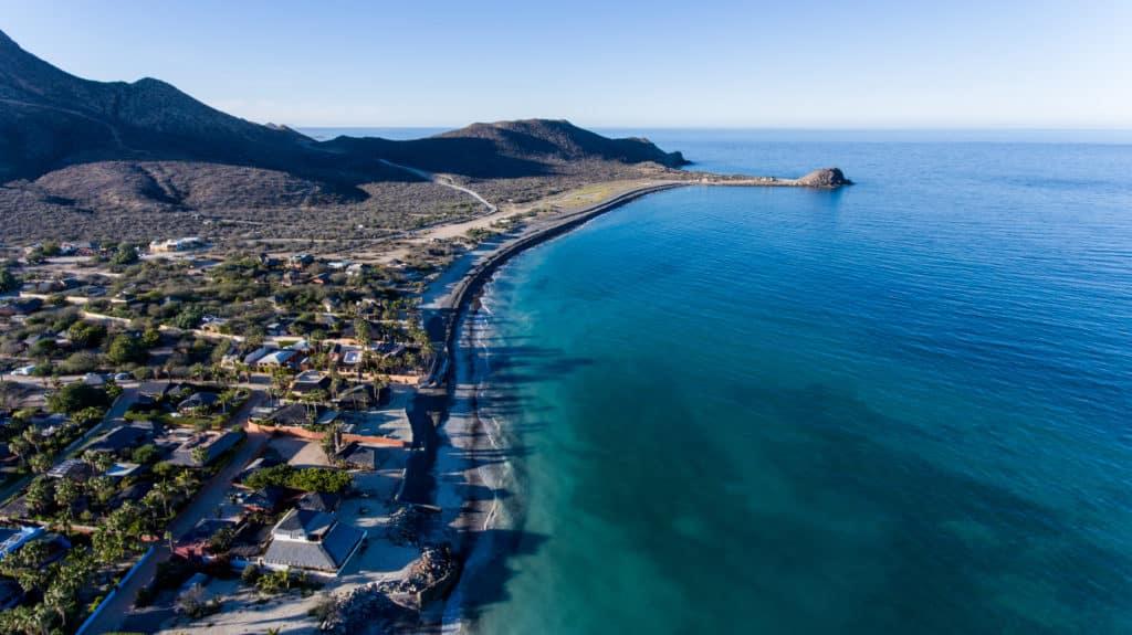 Cabo Pulmo w Meksyku, które brytyjski przyrodnik pokazuje jako wzór. Fot. Shutterstock/Leonardo Gomez.