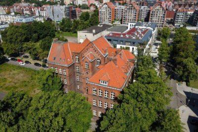 dolne miasto gdansk zielen