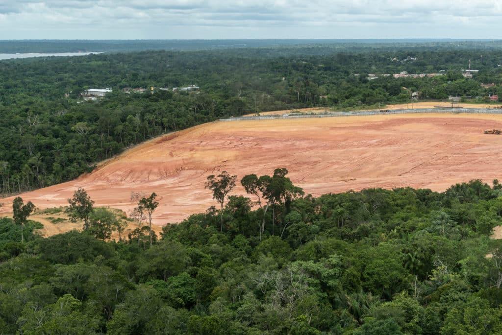 Jedna z granic planetarnych dotyczy tego, jak gospodarujemy powierzchnią planety. Lasy deszczowe Amazonii są wycinane głównie, by zapewnić miejsce dla rolnictwa.